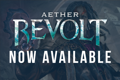 Aether Revolt Now Available